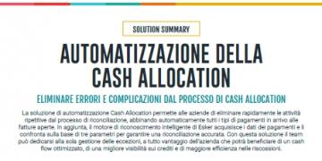 Automatizzazione della Cash Allocation.