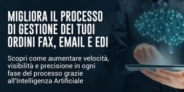 Gestione ordini fax, email ed EDI